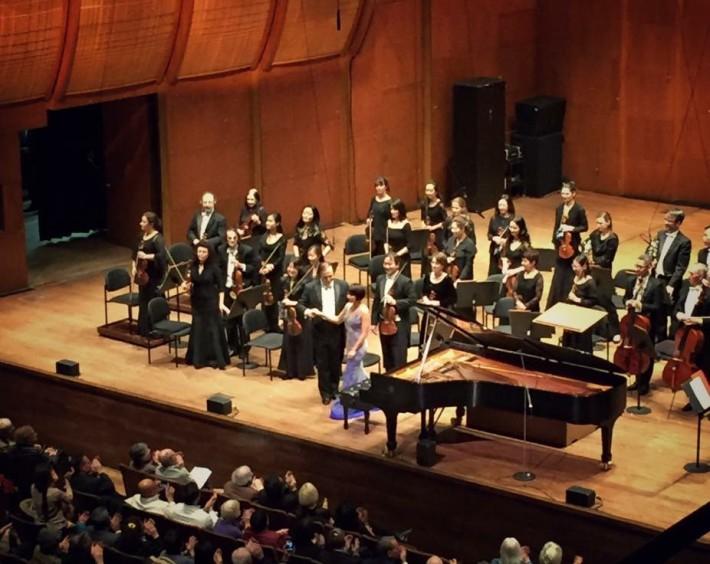 Austria's Mozart K271, Italy's Cavalli, France's Dutoit, New York's Philharmonic